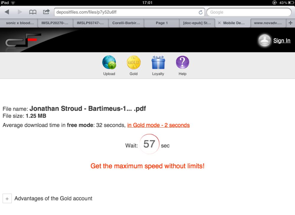 Come avere migliaia di eBook direttamente su iPad - versione 2 (6/6)