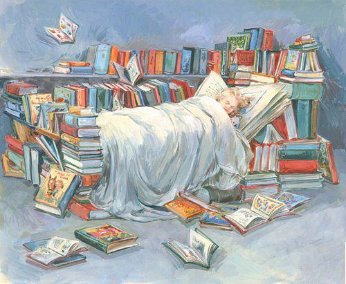 Mikiinthepinkland tag about books - Dire porcate a letto ...